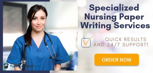 qualified nursing paper writers